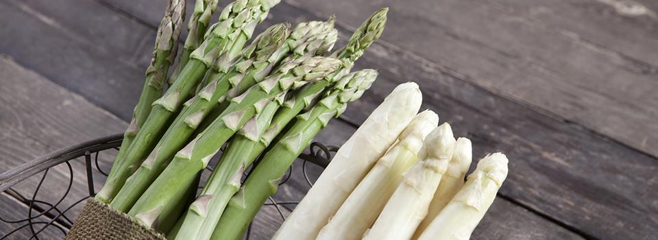 asperges-vertes-blanches-fraiches